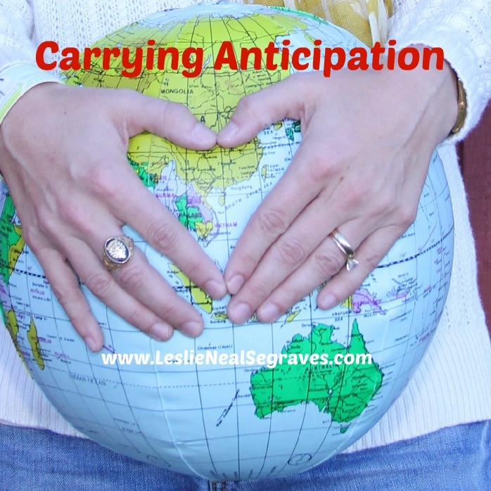 Carrying Anticipation