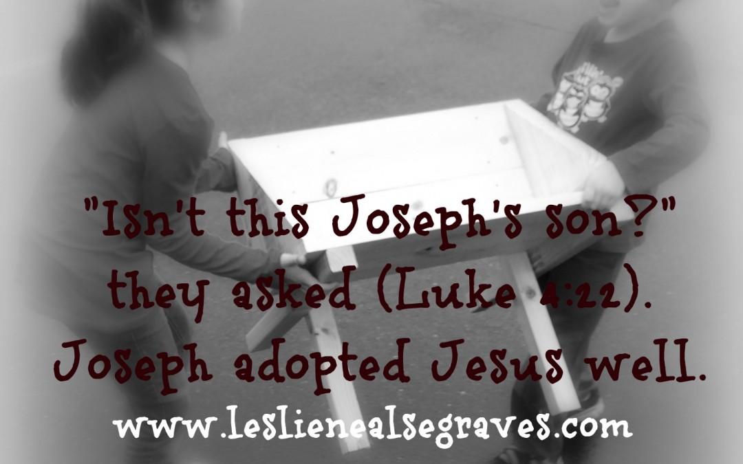 Joseph Adopted Jesus