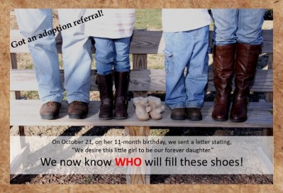We Know WHO Will Fill These Shoes
