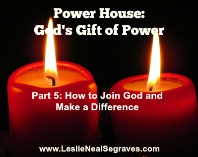 How to Join God and Make a Difference
