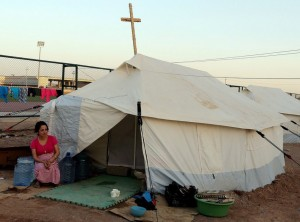 Iraqi tent