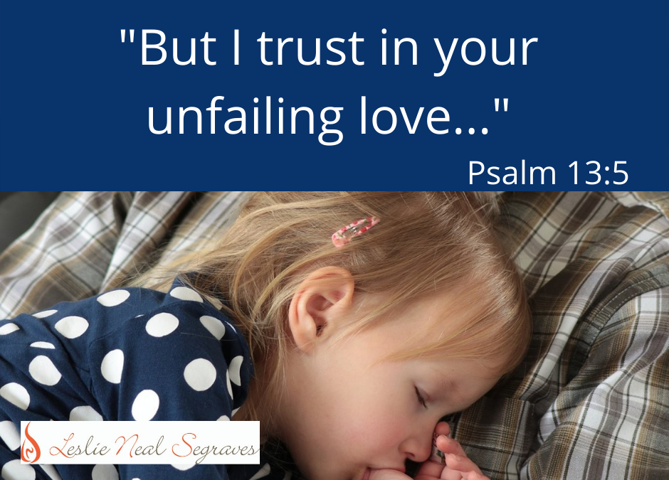 Resting in God's Unfailing Love