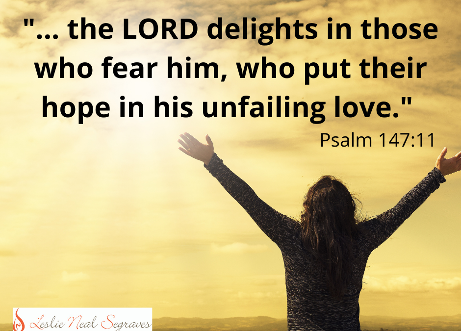 Delight God by Trusting in His Love