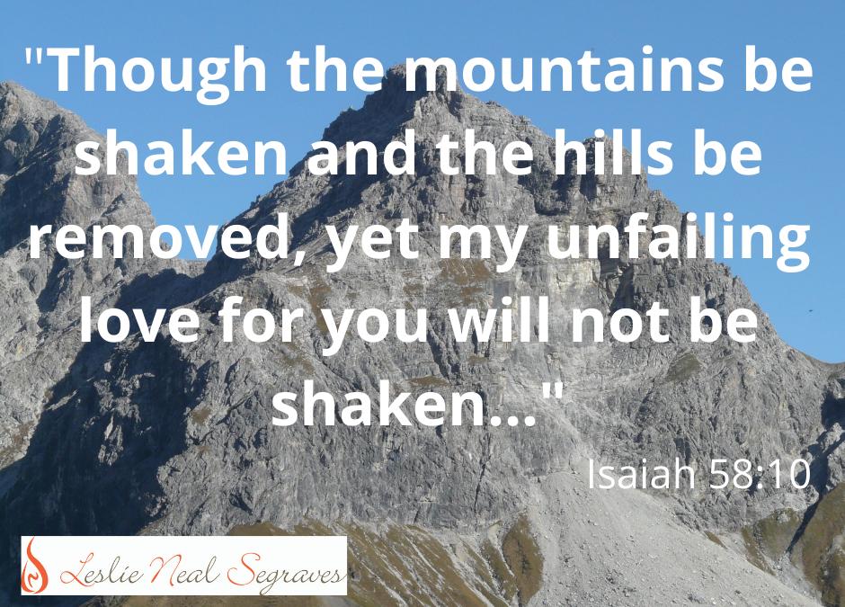 God's Unshaken Love